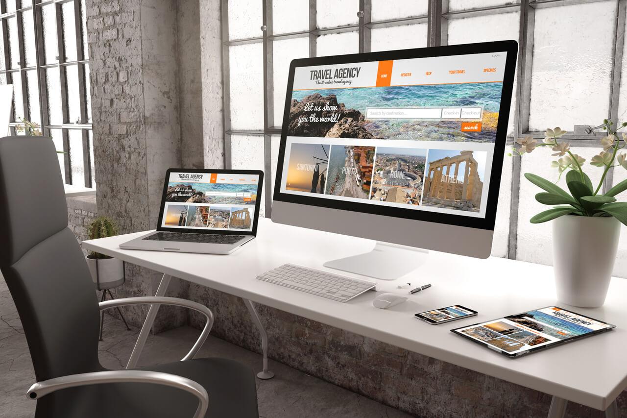 Webseiten und Shop Erstellung