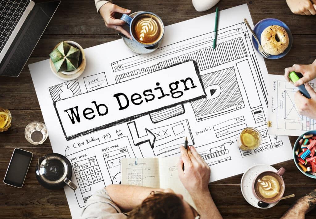 Webdesign, Individuelle Webseiten mit Wow-Effekt
