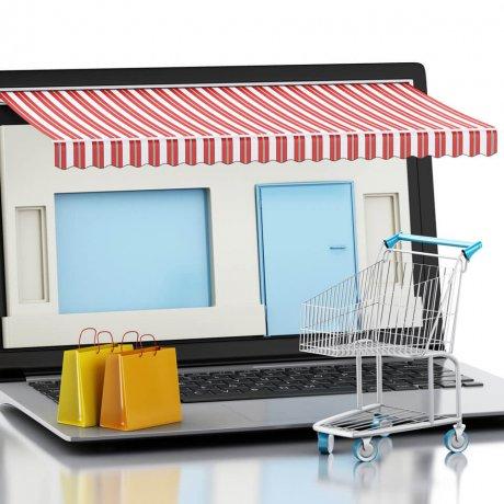 Webseiten und Shops Erstellung